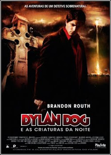 Download - Dylan Dog e as Criaturas da Noite - DVDRip AVI Dual Áudio + RMVB Dublado (2011)