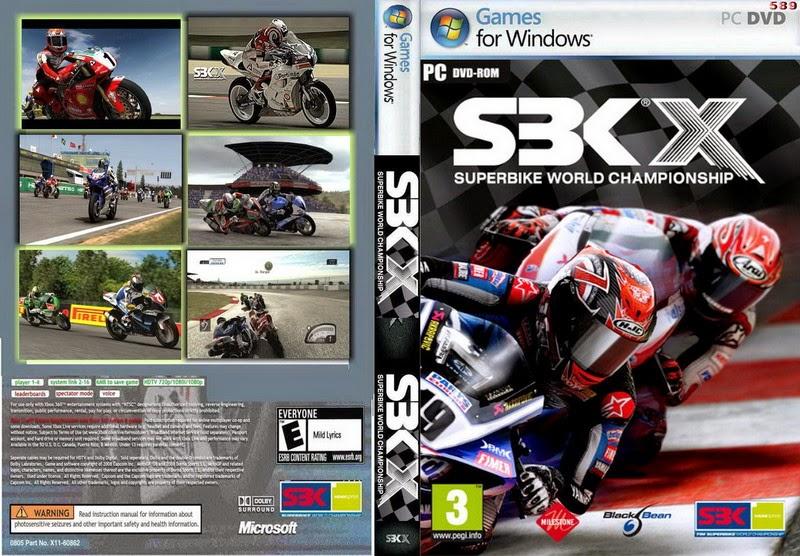 تحميل لعبة سباق الدرجات Superbike Racers برابط واحد