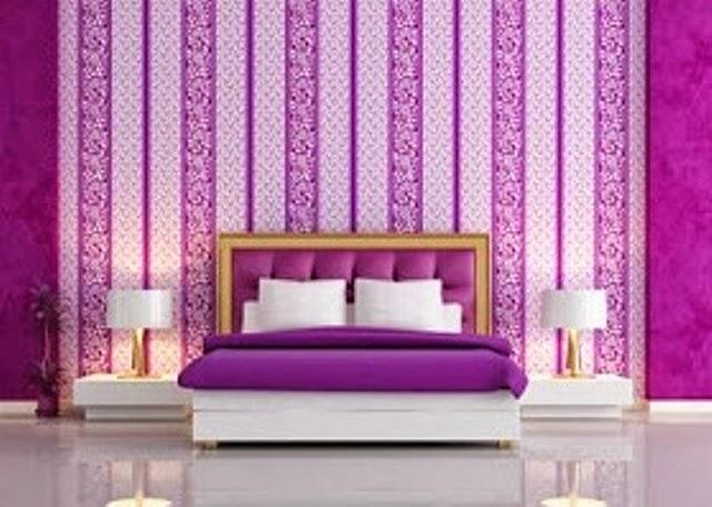 Wallpaper Dinding Kamar Tidur | Joy Studio Design Gallery