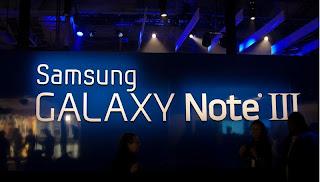 Peluncuran Samsung Galaxy Note III