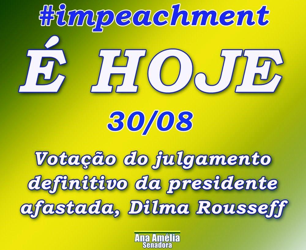 30 de agosto: Brasília