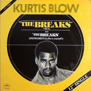 Kurtis Blow - The Breaks Vinyl