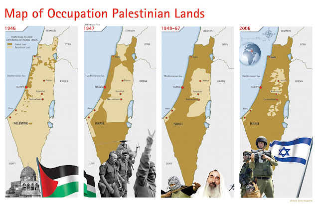 Map of Occupation Palestinian by ademmm THE TEN MYTHOLOGIES OF ISRAEL