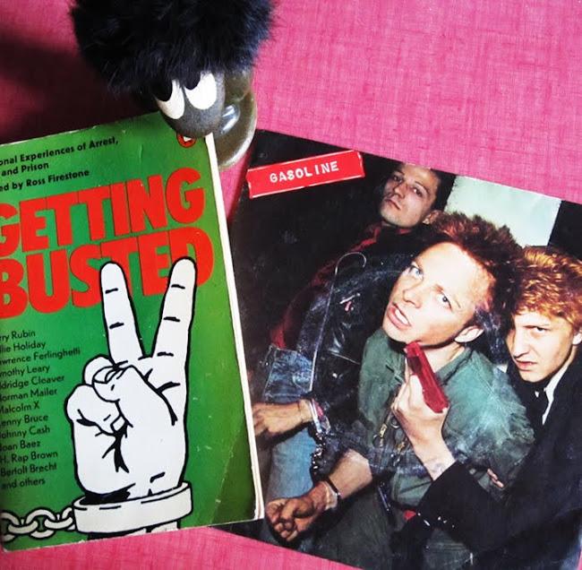Gasoline - Radio flic - 1977 Egg records punk France
