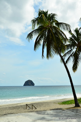 Martinique - Le Diamant - plage