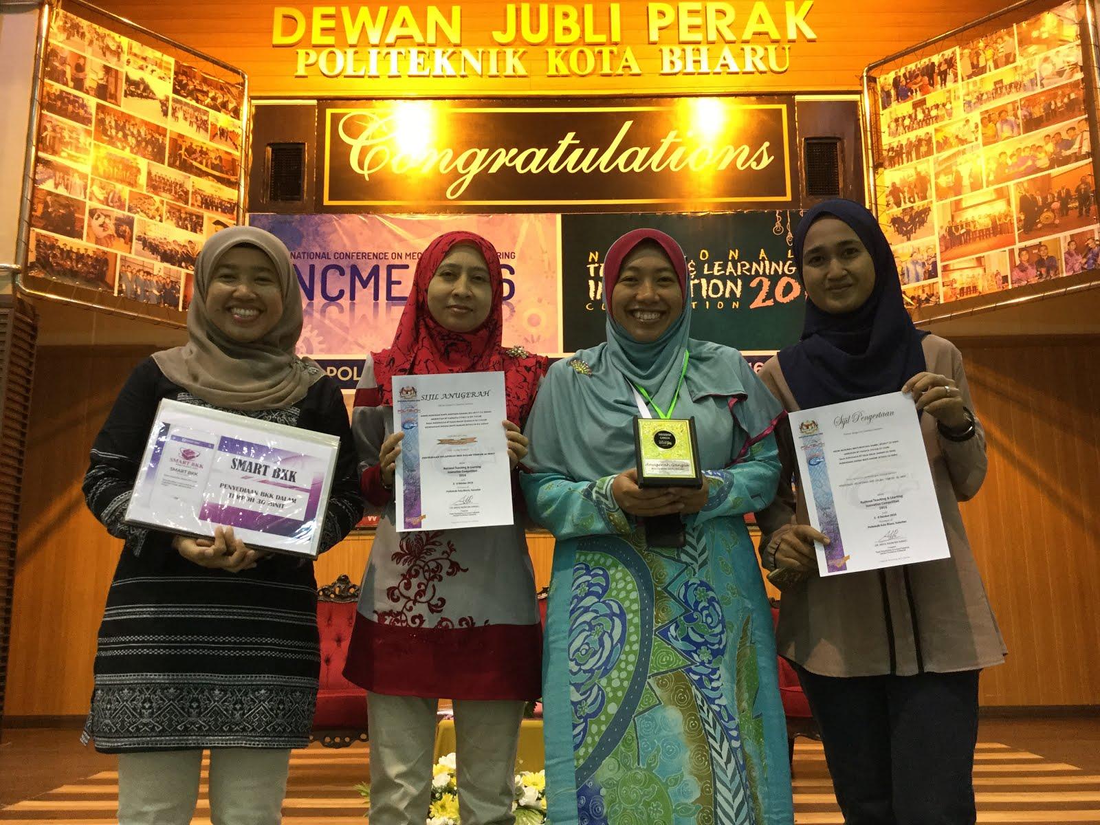 National Teaching & Learning Innovation 2016