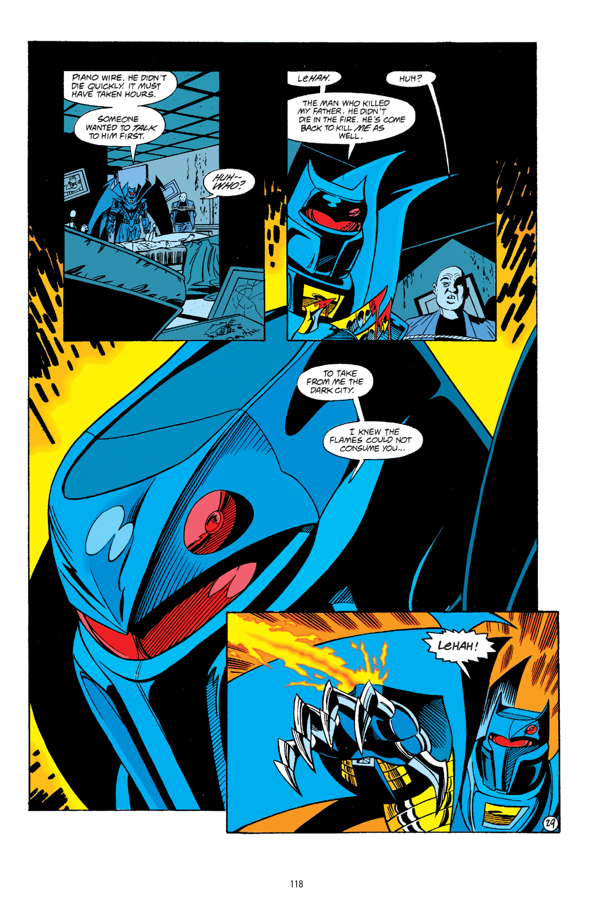 Detective Comics (1937) Issue #676 Page 30