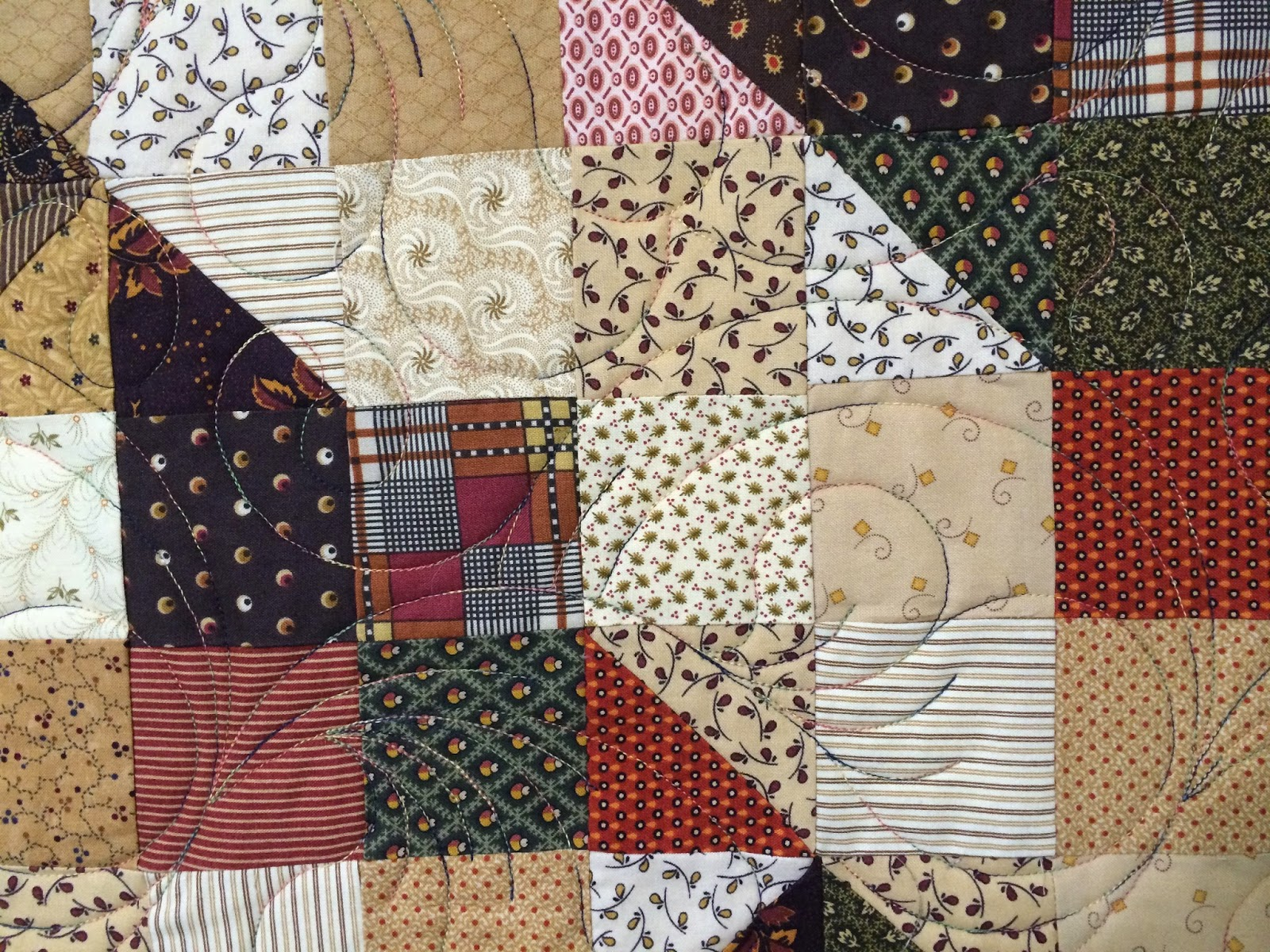 Teri Chavira's Rectangles Quilt