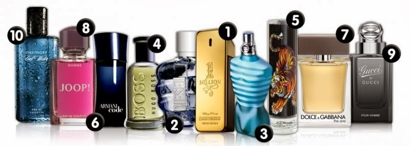 Perfumes & Cosmetics: The most popular perfumes in ...