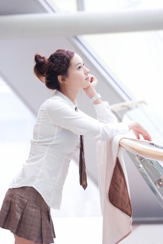 Hwang Mi Hee and Kim Ha Yul Samsung