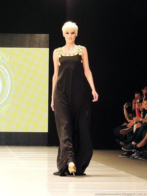 Claudio Cosano vestidos verano 2014.