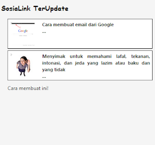 Cara membuat recent post berjalan di blogspot, tutorial, cara membuat, recent post, tutorial blog