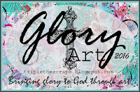 Grab the 2016 {Glory Art} Scripture Challenge Button!