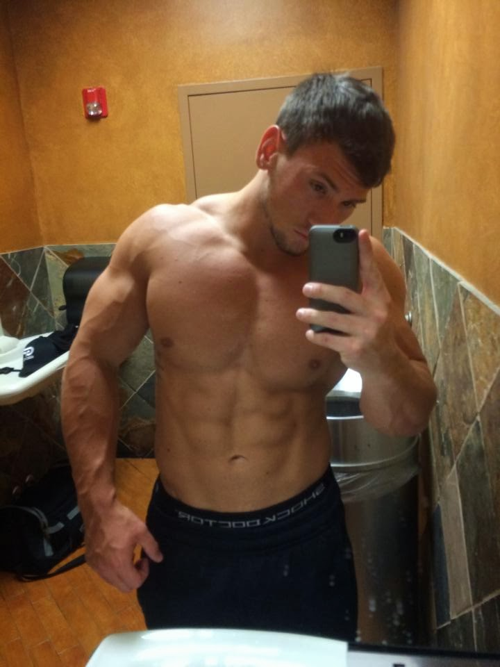 Great abs male fitness model male model muscle physique ripped