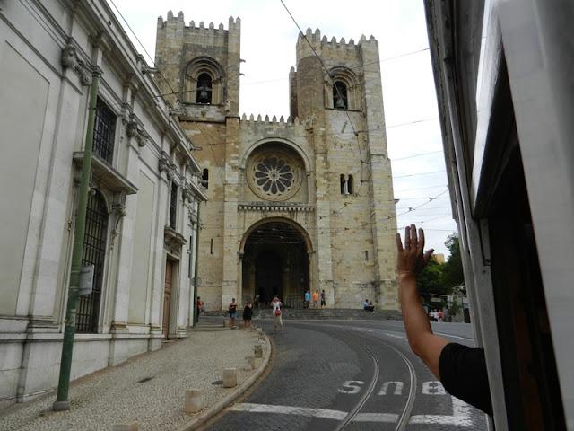 Лиссабон. Кафедрал