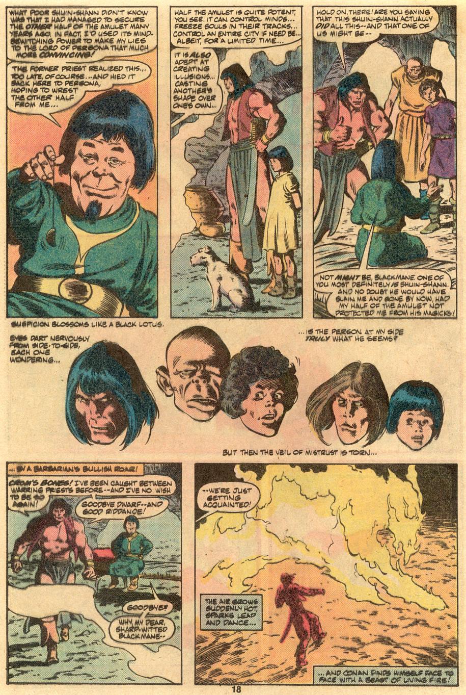 Conan the Barbarian (1970) Issue #122 #134 - English 15