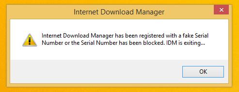 """IDM Pop-Up Remover """"Fake Serial"""" ~ Lahiru Shyamal"""