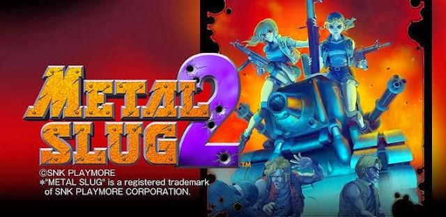 Metal Slug 2 APK Data