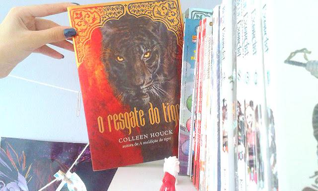 o resgate do tigre, livro, resenha