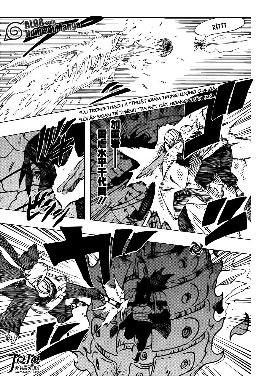 Naruto chap 577 Trang 5 - Mangak.info