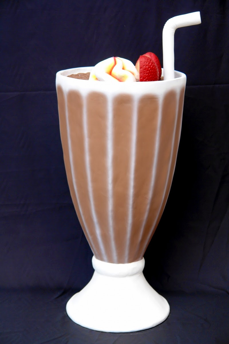 My Alternate Reality: You can't make a chocolate shake with ...