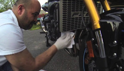 Cara Mudah Merawat Knalpot Motor