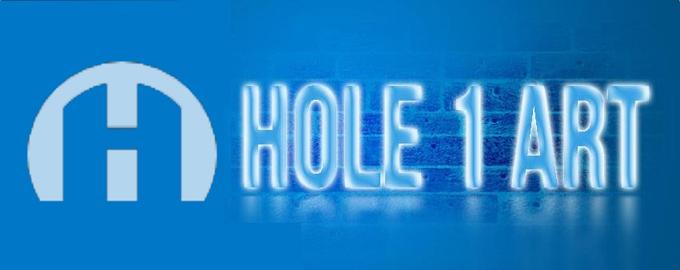 Hole 1 Art ^_^