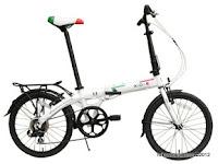 Sepeda Lipat FoldX World Cup Italy Le Azzuri 20 Inci