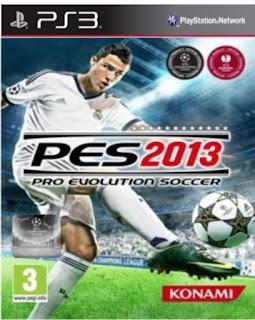 Pro Evolution Soccer (PES) 2013-PS3
