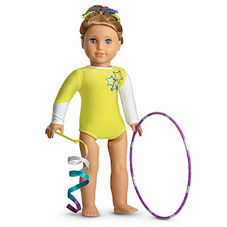 American Girl doll McKenna