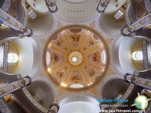 كنيسة العذراء في درسين