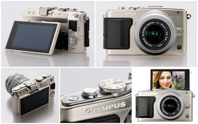 Olympus PEN Lite E-PL5, Full HD camera, micro four third camera, M Zuiko lens