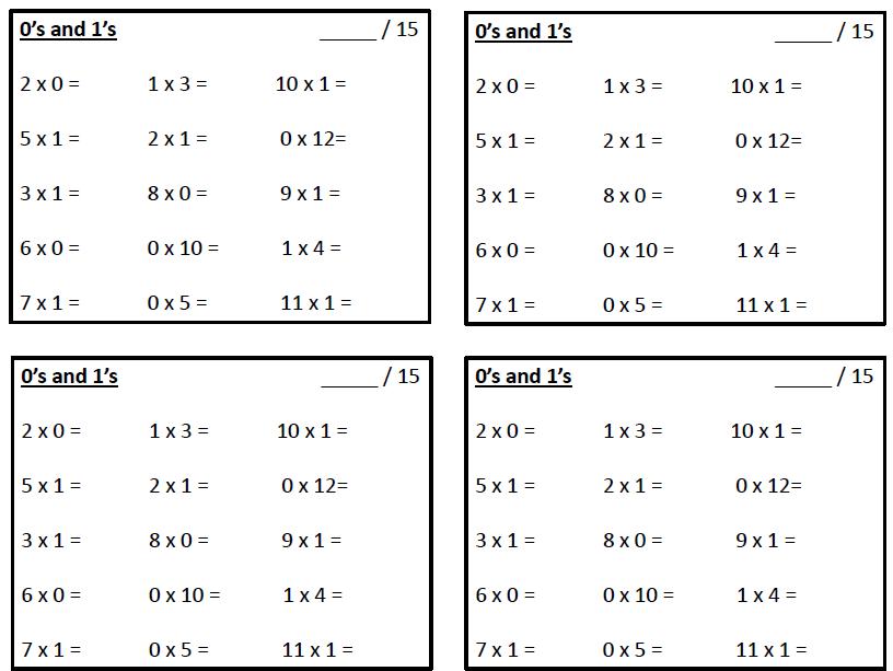 100 Multiplication Worksheet To Print Pdf Also Worksheets On ...
