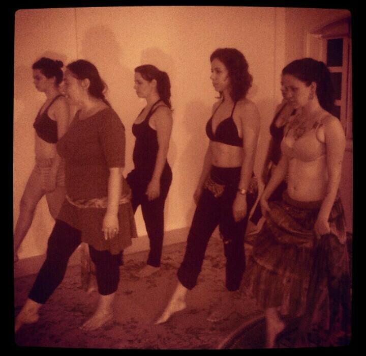 Aulas de Dança do Ventre