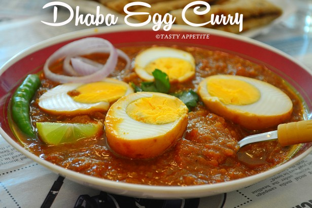 Dhaba style egg curry spicy egg curry punjabi style egg curry recipe forumfinder Gallery