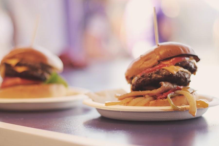 almost famous burgers manchester parklife 2014