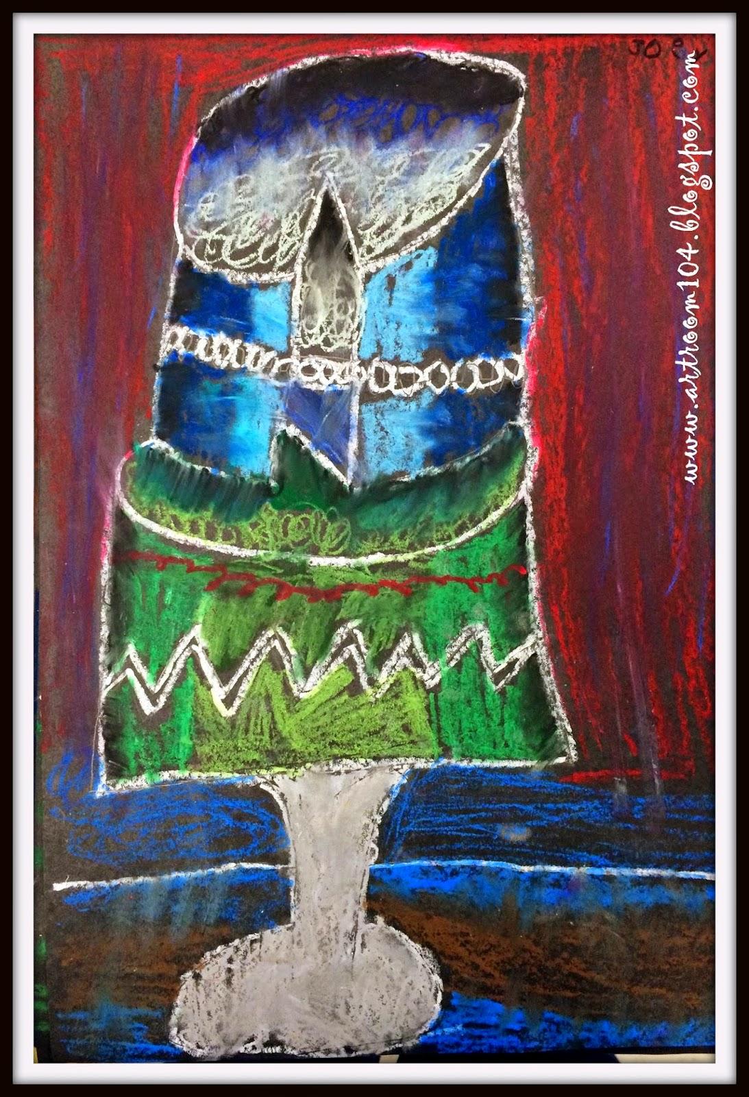 Art Room 104: January 2015