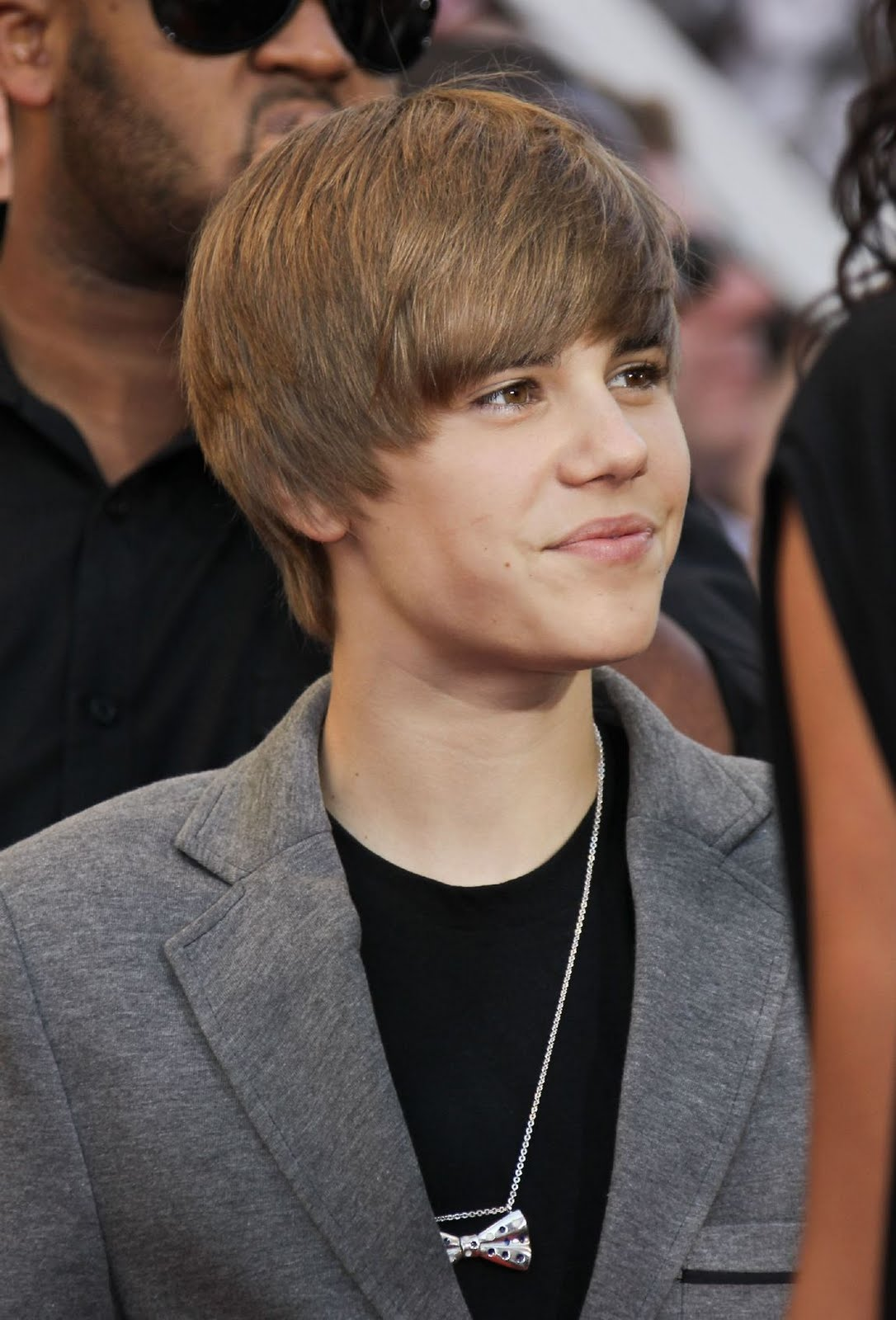 Funny Image Collection Justin Bieber Real Hairstyle