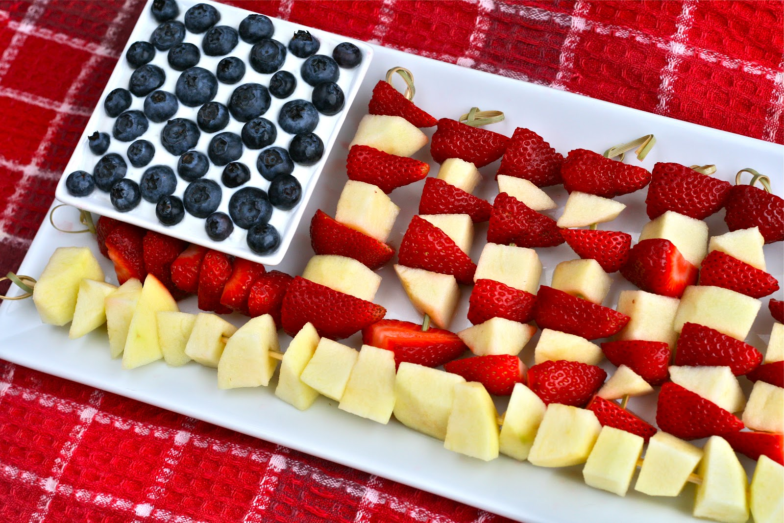 N is for nation 39 s birthday top 5 recipes for your 4th of for 4th of july appetizers and desserts