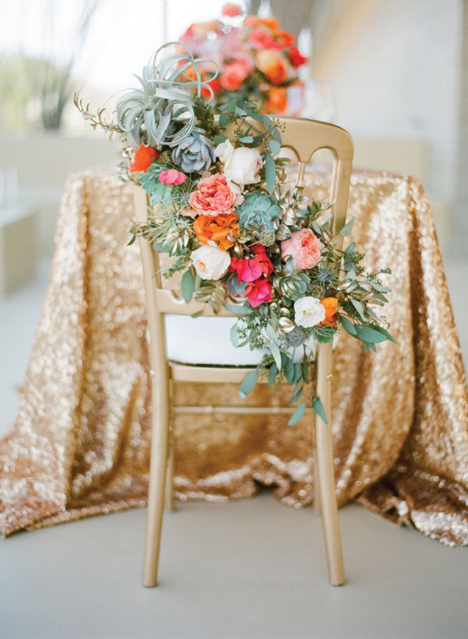 Wedding Chairs Decoration Ideas The Wedding Blog