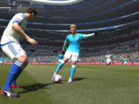 Update patch PES 2015 dari PES Galaxy Patch 5.01