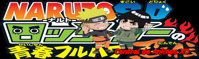 Assistir - Naruto SD: Rock Lee no Seishun Full-Power Ninden Episódio 14