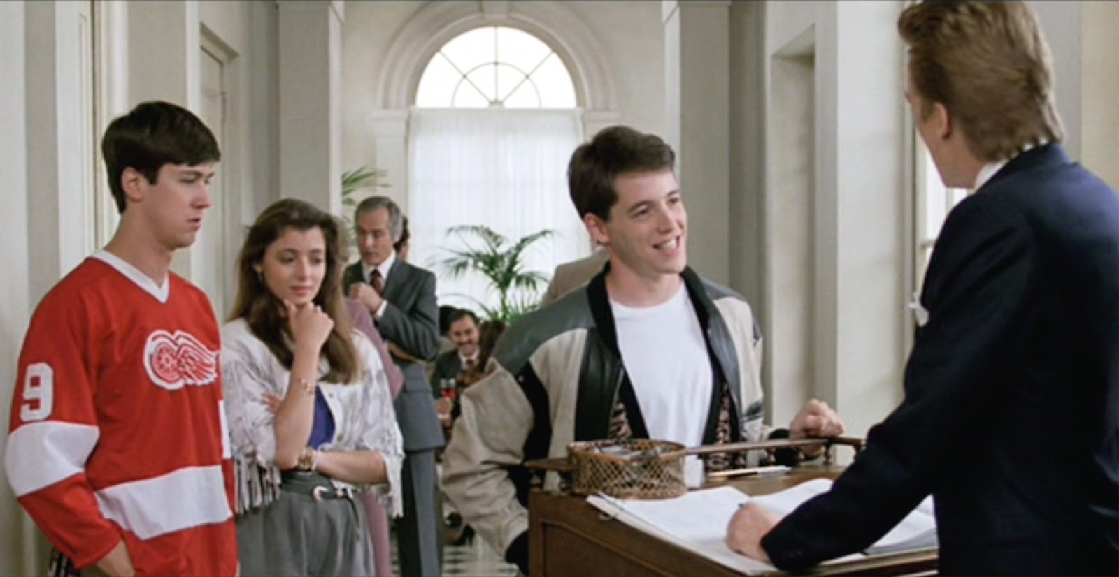 Sloane Peterson Ferris Buellers Day Off   Ferris Bueller s Day Off