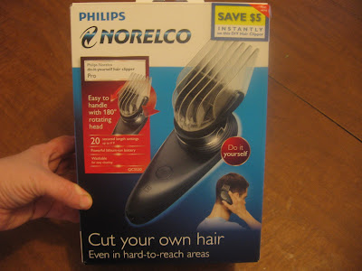 Tots and me growing up together philips norelco do it yourself i wanted to see how these new hair clippers compared but i was also excited to learn my hubby might just be able to do his own hair solutioingenieria Images