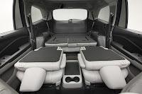 2016 All New Honda Pilot Design n performance interior back view