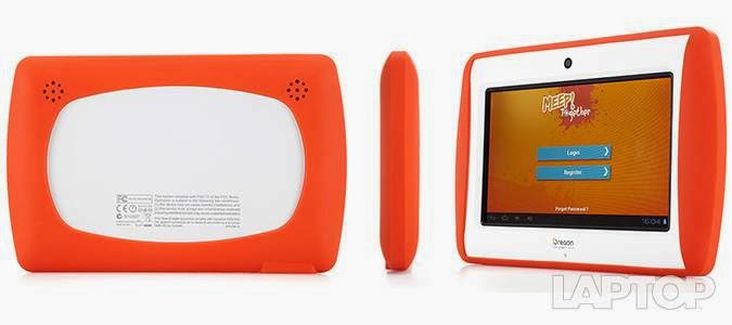 Oregon Scientific - MEEP 2.0 Android Tablet PC Features, Video Review ...
