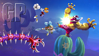 rayman legends mariachi madness screen 2 Rayman Legends   Mariachi Madness Screenshots