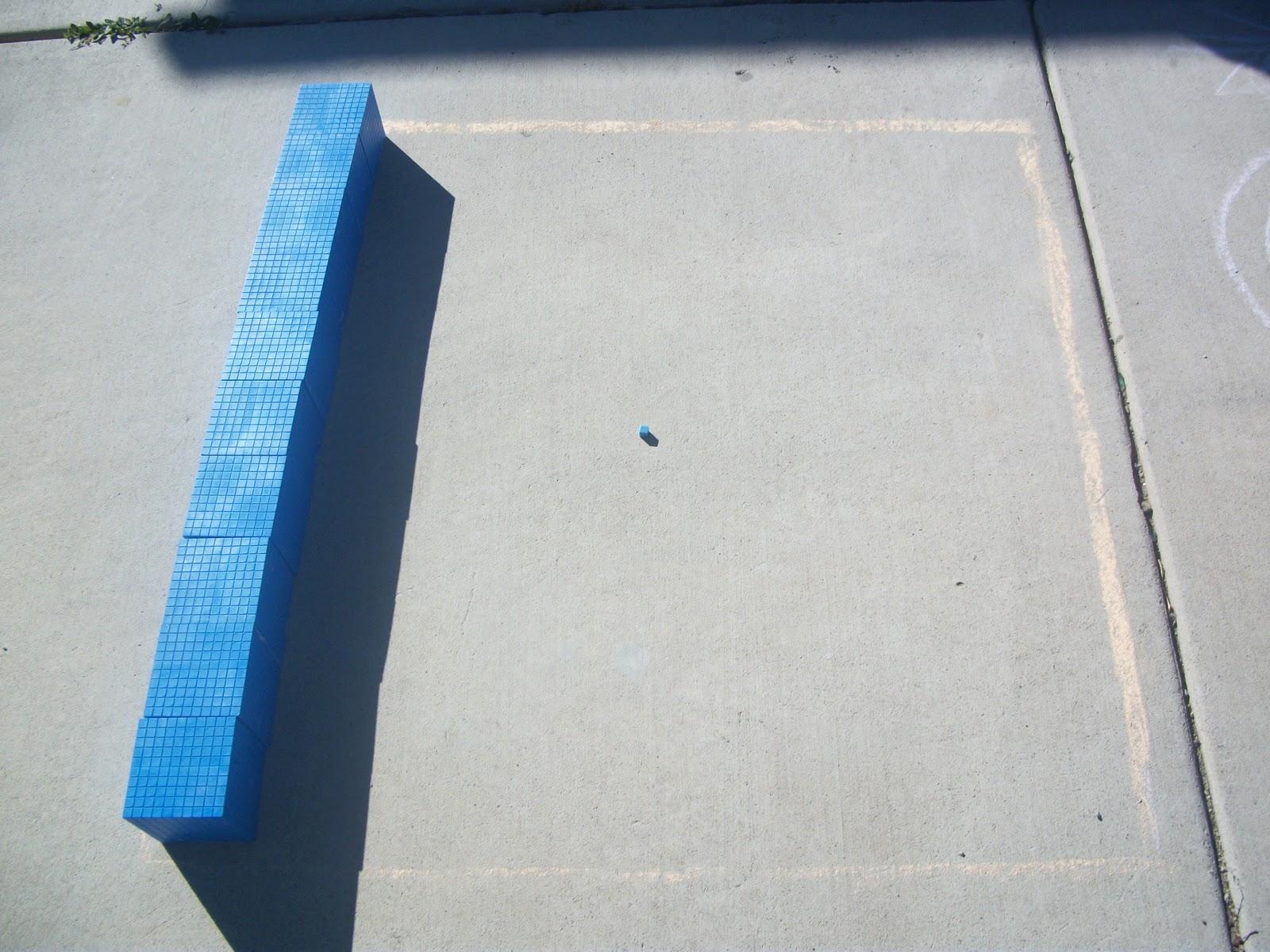 Peel Academy: Base Ten Blocks - How big is a million?