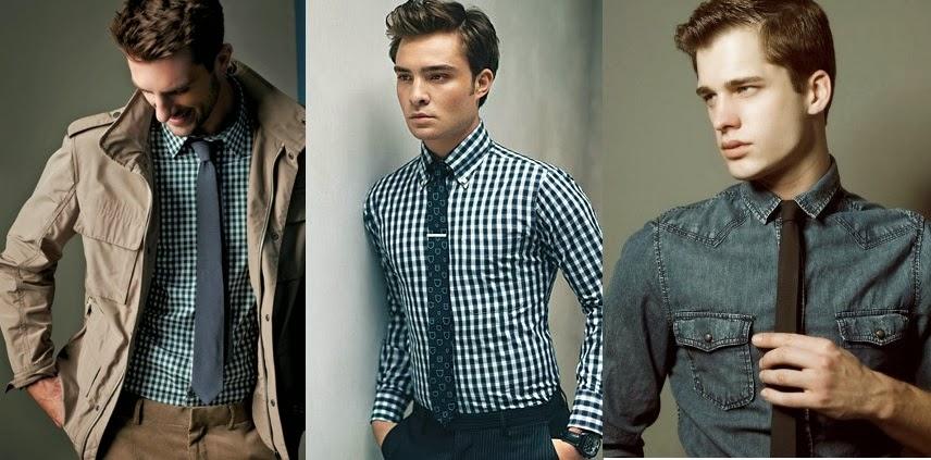 e22da0f056 Gravata lisa e camisa estampada para quem não quer arriscar  com bom senso