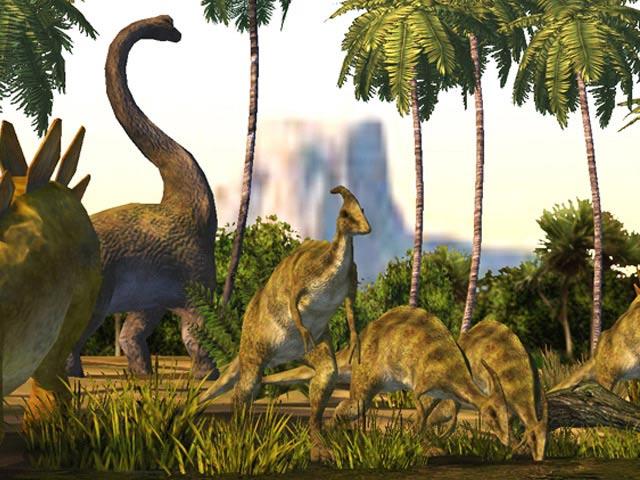 Dinosaur Screensavers